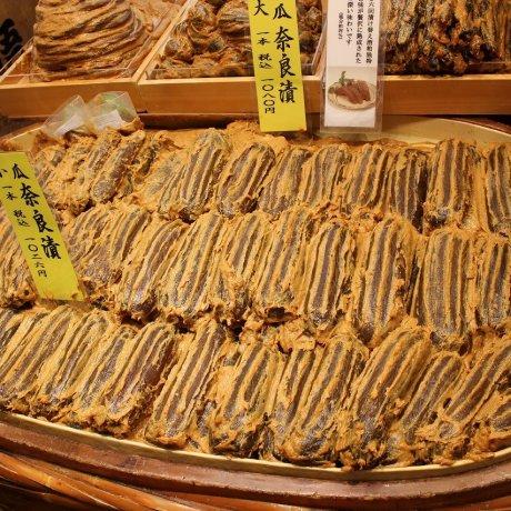 京都錦市場「京漬物 桝悟(ますご)」
