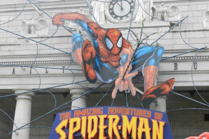 Universal Studios in Osaka