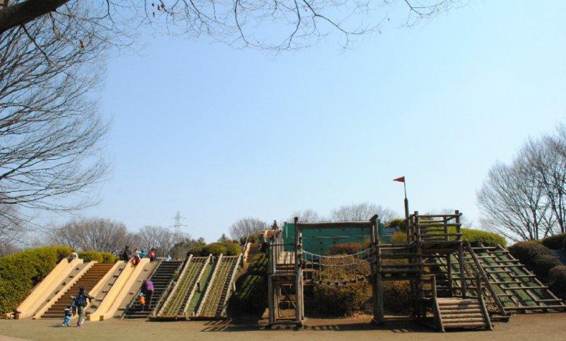 Koganei Koen's main playground