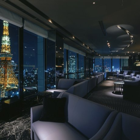 The Stellar Garden Sky Lounge