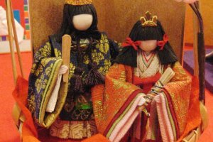 All ready for March's Doll Festival