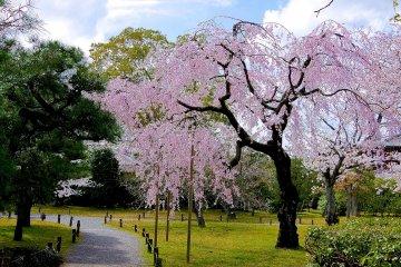 京都 渉成園