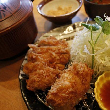 ทงคัทสึสุดอร่อยที่ร้าน Katsukura