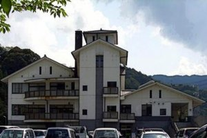 Bangunan onsen