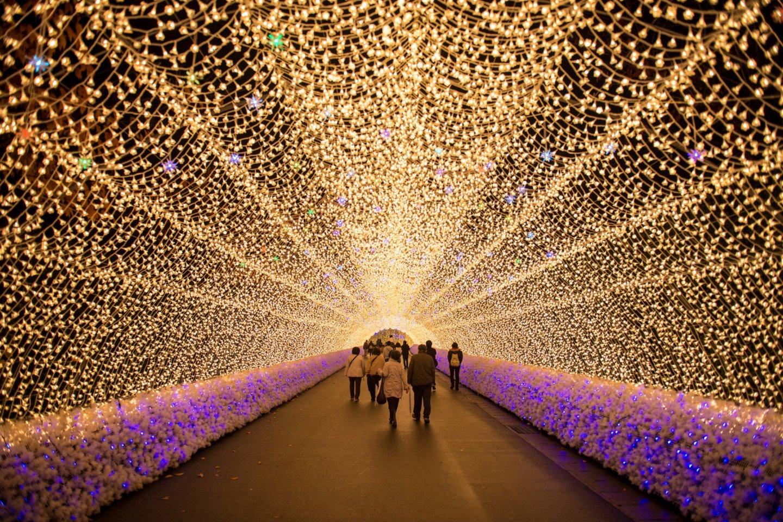 Đường hầm ánh sáng