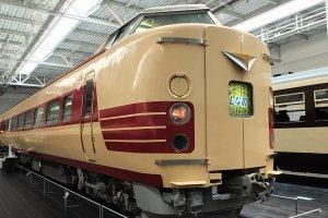 Kuha 381 Limited Express