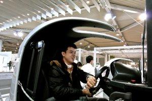 ทดลอง Simulation driving test