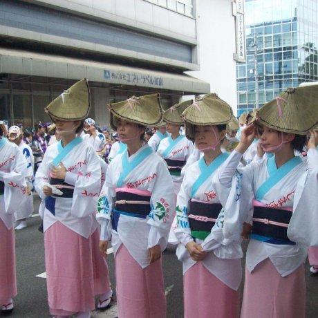 เสน่ห์ของเมืองโทคุชิมะ
