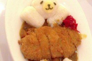 คุณหมีน่ารักๆที่ทำเอาไม่กล้ากินเลยทีเดียว