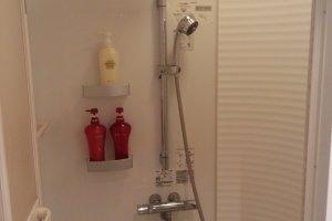 ห้องอาบน้ำแอบหรูเล็กๆ