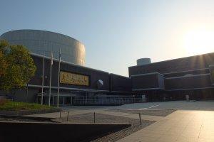 พิพิธภัณฑ์ Natural Museum of Ethnology