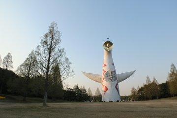 สวนสาธารณะ Expo'70 โอซาก้า