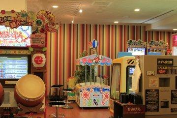 <p>Amusement Arcade</p>