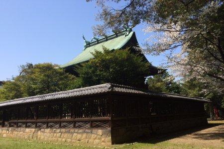 Thành cổ Kurume