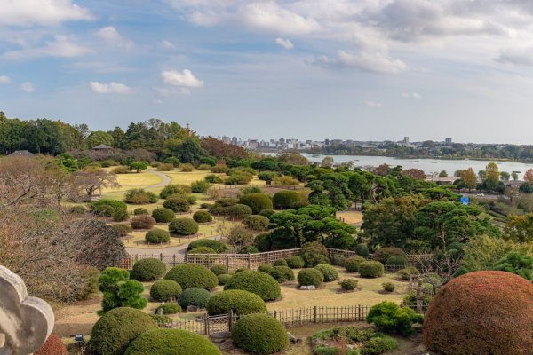 Le jardin Kairaku-en
