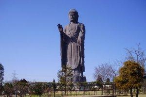 Le Daibutsu d'Ushiki
