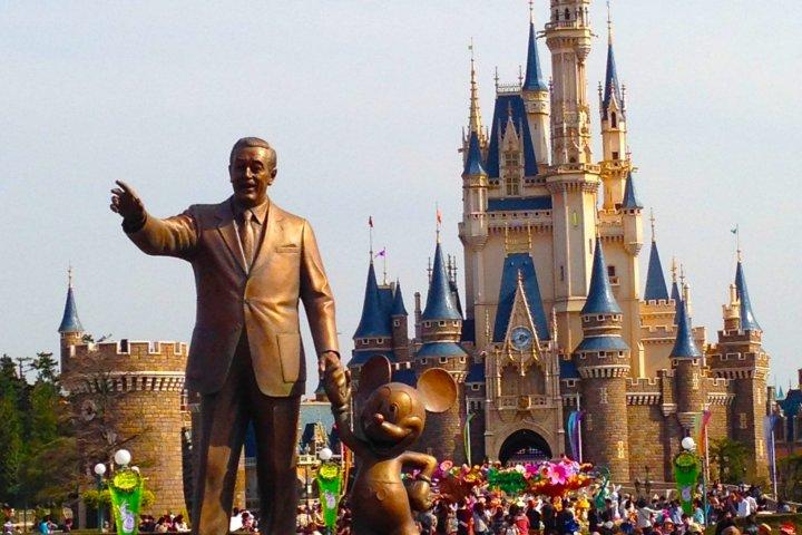 Tokyo Disneyland, Dreamy Easter!