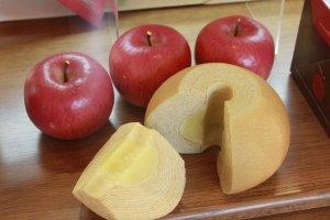 ฺBaumkuchen ไส้แอปเปิ้ล