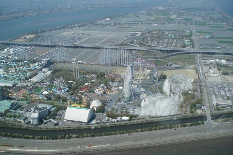 Dragons at Nagashima