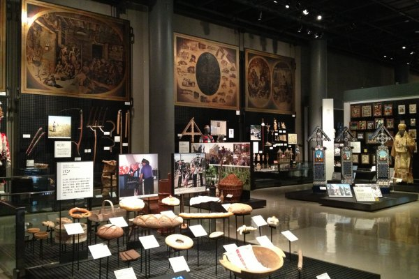 National Museum of Ethnology - Osaka - Japan Travel