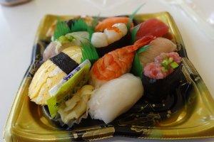 ซูชิราคา 500 เยน