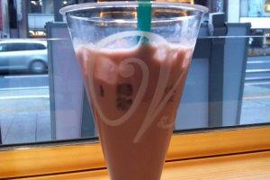 Latte Cuka Ume