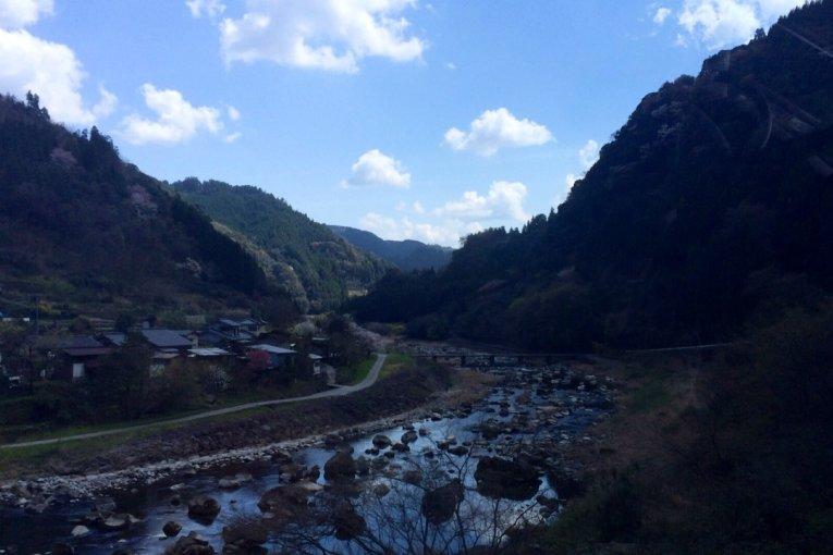 Горячие источники Цуэтатэ в Кюсю