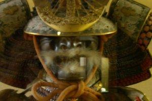 Matsue Castle samurai armor