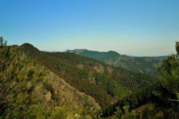 Прогулка вокруг Водопада Мино