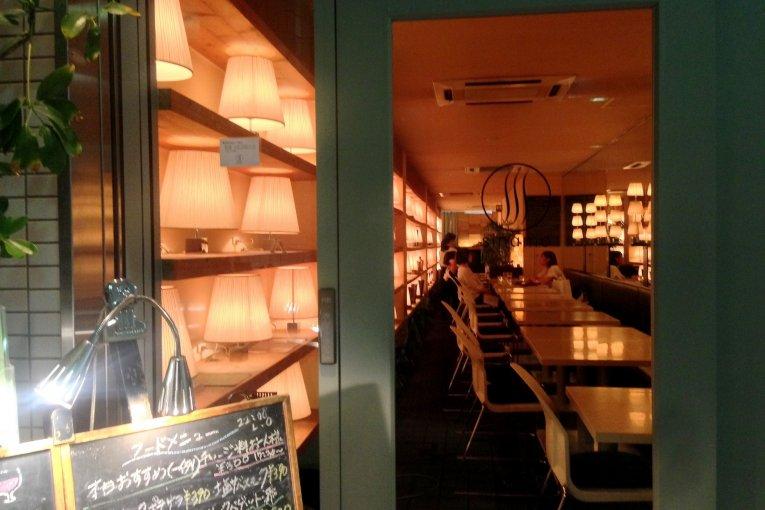Phố ẩm thực Teramachi về đêm