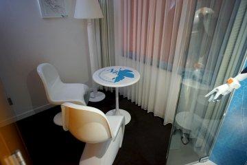 <p>EVA room</p>