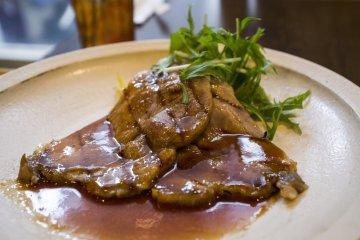 Grilled Pork brunch!