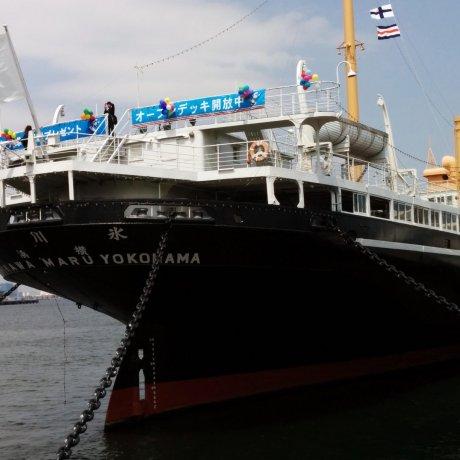 Cruise Ship Hikawa Maru