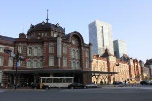 Tokyo Station, จุดเริ่มต้นของชินคันเซนหลายสายจากโตเกียวไปยังจังหวัดอื่นๆ