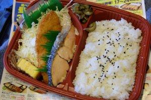 เซตนี้ 390 เยน อร่อยเกินราคาค่ะ