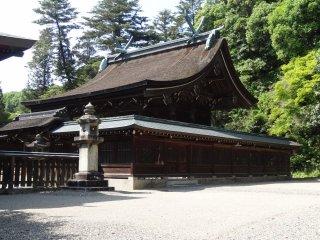 ศาลเจ้ากิบิซึตฮิโกะ (Kibitsuhiko) แห่งทุ่งราบกิบิ ( Kibi Plain)