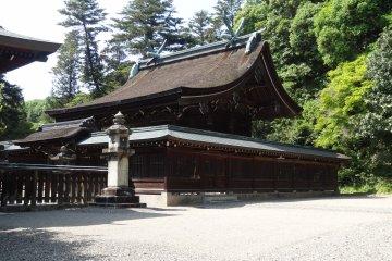 ศาลเจ้ากิบิซึตฮิโกะแห่งทุ่งราบกิบิ