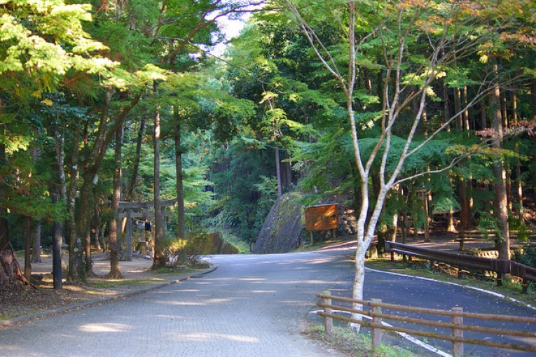 Old Kumano Road, World Heritage Site