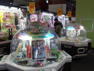ตู้เกมส์กดทุกเกมส์ 100 เยน