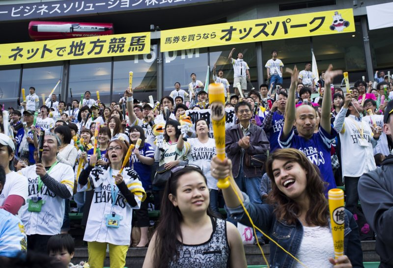 <p>Enthusiastic fans contributed to much of the baseball-watching experience!</p>
