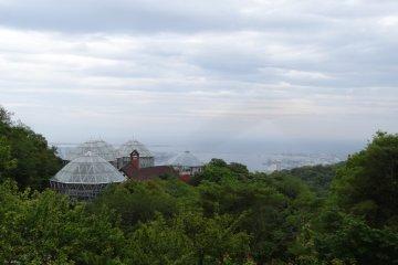 สวน Kobe Nunobiki Herb Gardens
