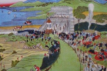 Negishi Racetrack, 1872
