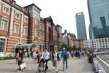 สถานีรถไฟโตเกียว