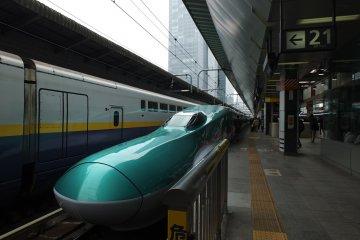 <p>จุดเริ่มต้นการเดินทางด้วย Shinkansen ไปยังภูมิภาคต่างๆ</p>