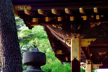 Hideyoshi's Toyokuni Shrine, Kyoto