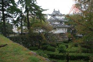 Tsu Castle.