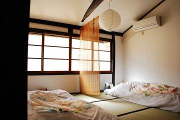 <p>Two people Tatami room</p>