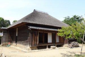 บ้านพักอาศัยของซามูไร