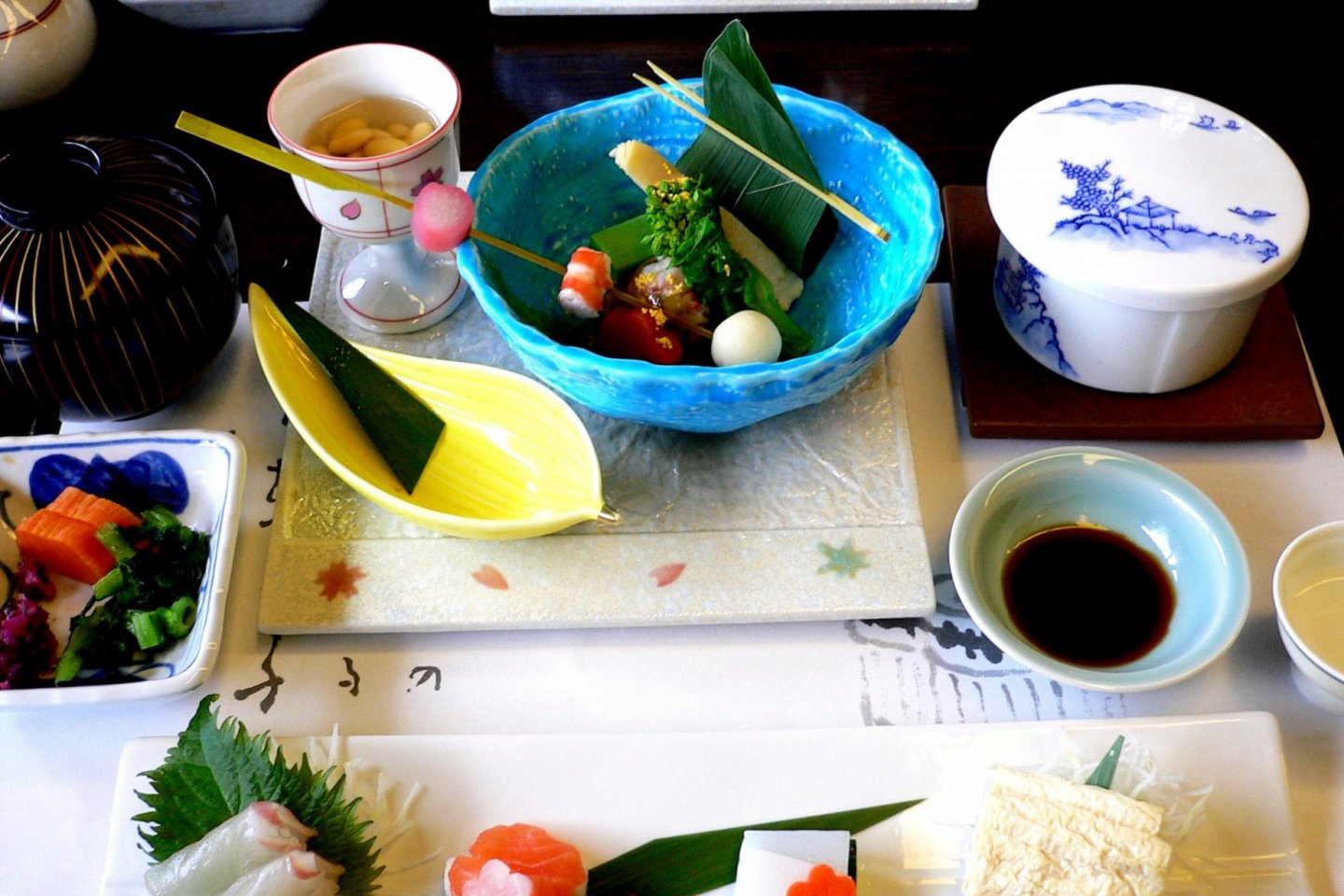 Beautifully presented and value for money Japanese cuisine