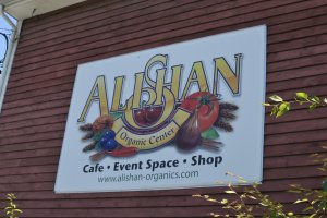 Alishan is a cafe, event space and natural foods store combined